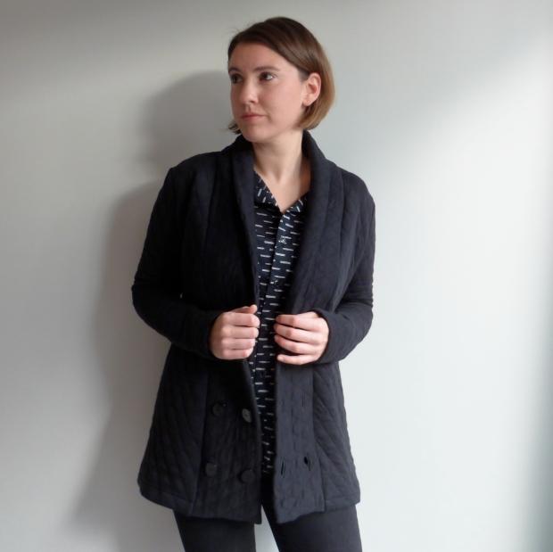 Gilet Cannelle - Christelle Beneytout - Auguste & Septembre