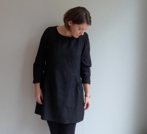 Robe Forget-me-not - Slow Sunday Paris - Auguste & Septembre