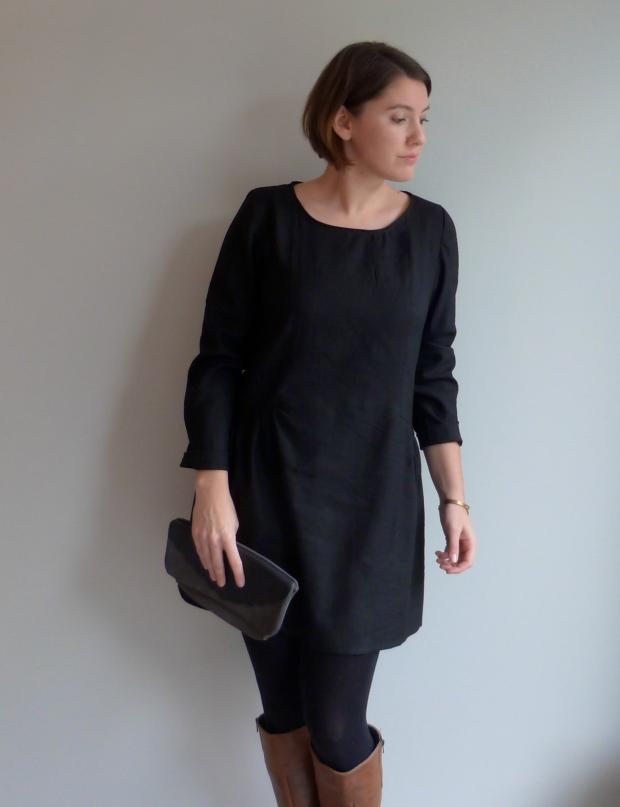 Robe Forget-me-not - Slow Sunday Paris - Pochette Mathilde Lhuillier pour Artesane - Auguste & Septembre