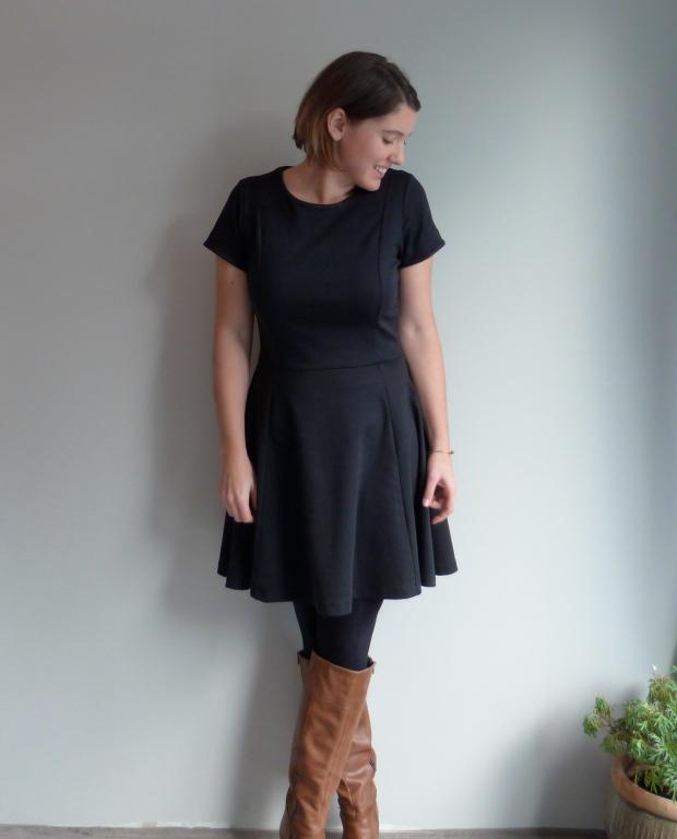 Robe Aldaia - Version C - Pauline Alice - Auguste & Septembre
