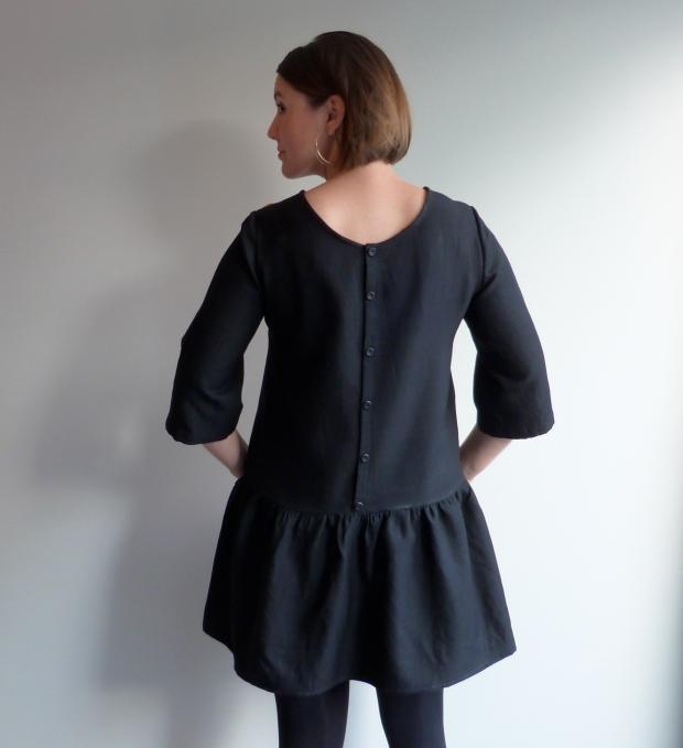 Robe Viviane 2 - République du chiffon - Artesane - Auguste & Septembre