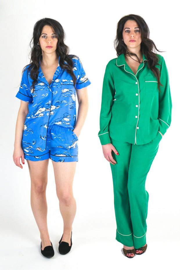 Carolyn Pajamas - Closet Case File