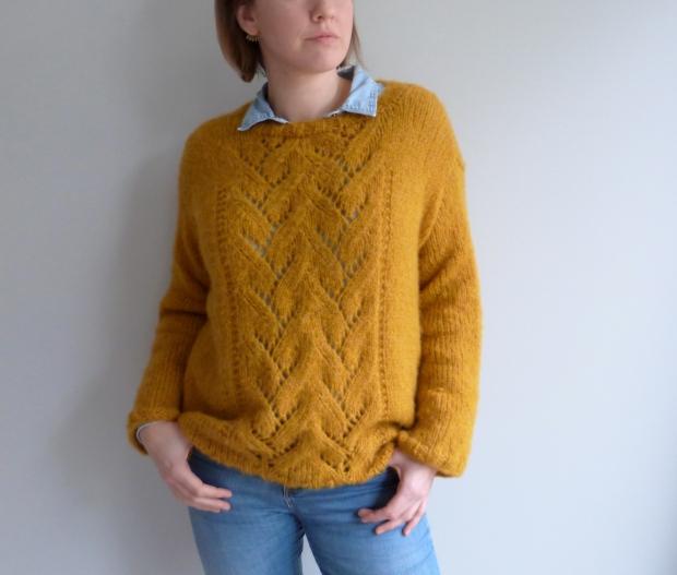 Sweet sweater - Marcelle et Clo - Auguste & Septembre